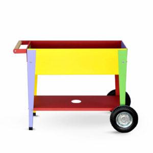 Herstera Urban Gartentrolley Kids, mehrfarbig 75x35x65cm
