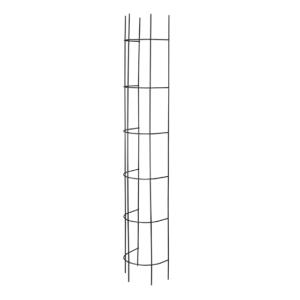 Herstera Gitterspalier halbrund, braun 150cm